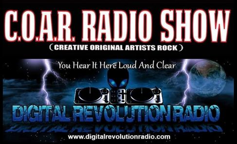 It is time!The Friday C.O.A.R. Radio Show is ON NOW playing the very best independent, non-major, non-mainstream Rock, o…