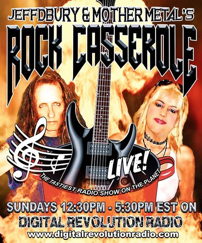 It's The Rock Casserole Easter Show and Helen The Wee Witch Stewart's Birthday party, today, April 4th, only on Digital…