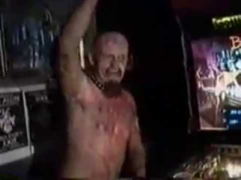 GG Allin After a Show in Chicago 1991
