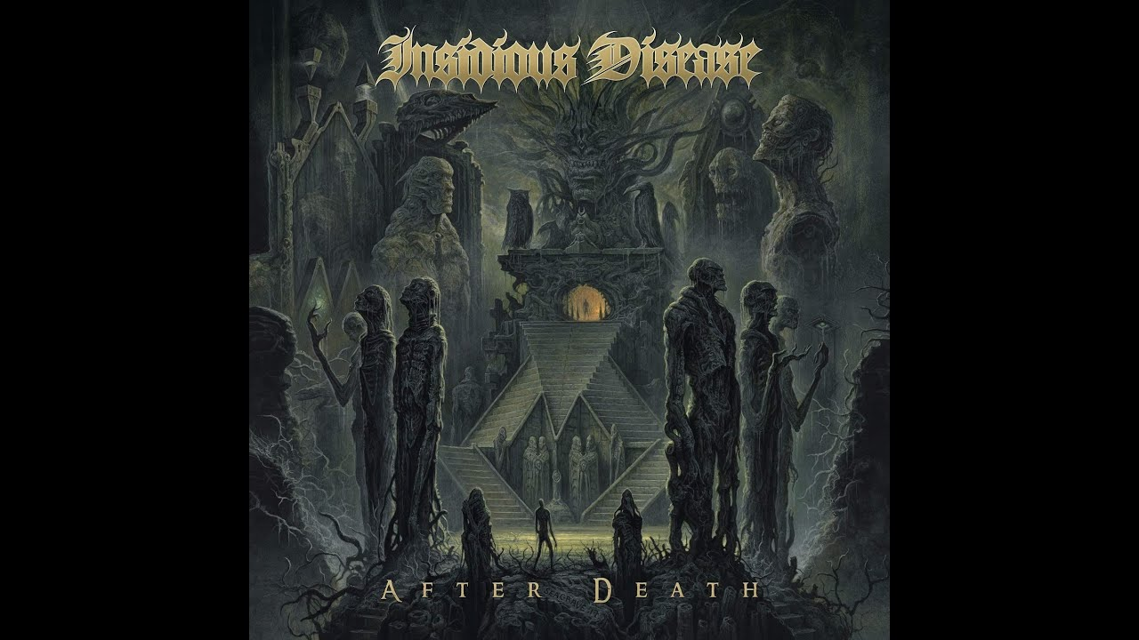 Insidious Disease (Norway) – After Death (Full Album)