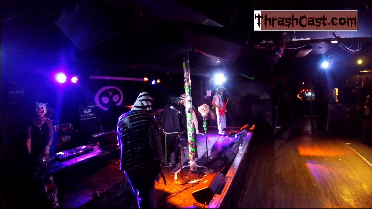THC The Head Choppa at El Corazon with HedPE