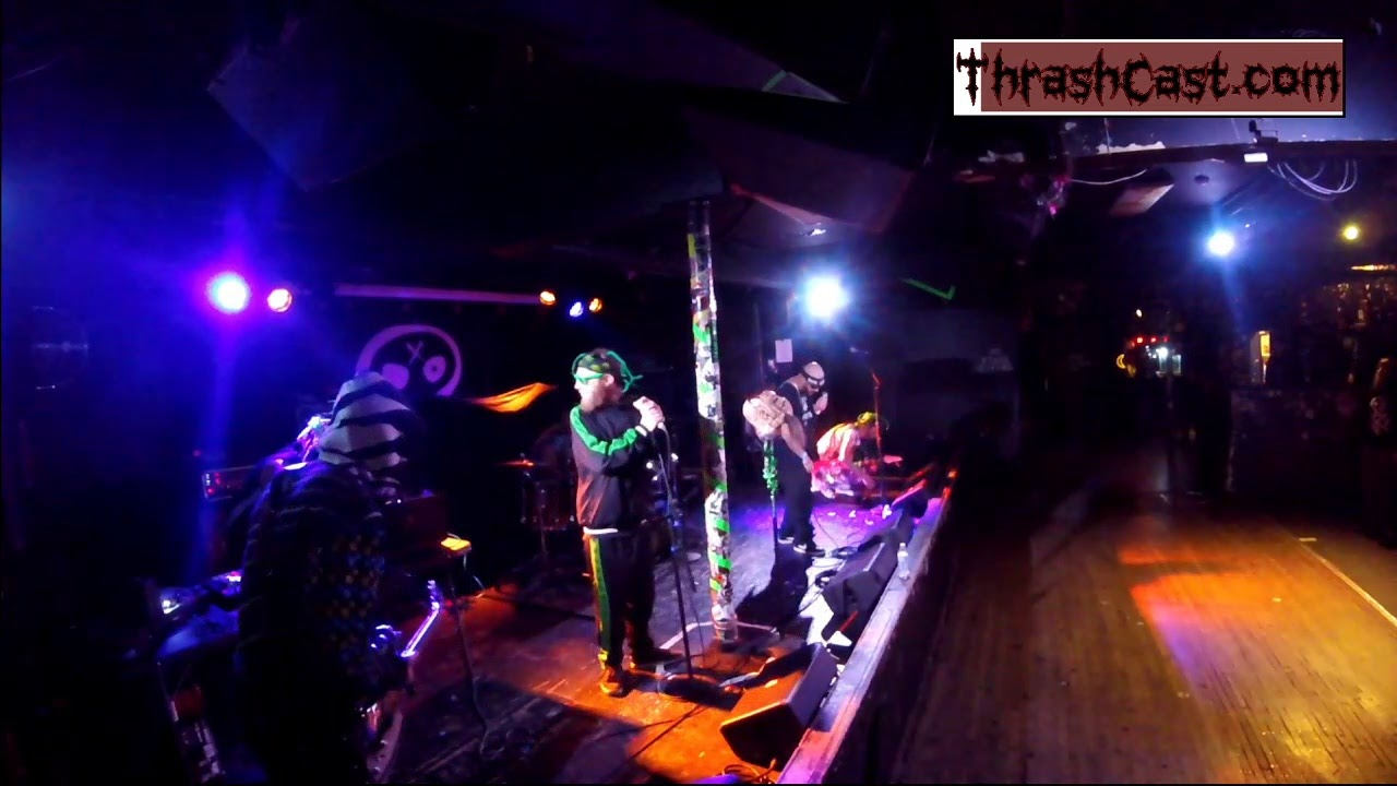 YHC The Head Choppa at El Corazon with HedPE