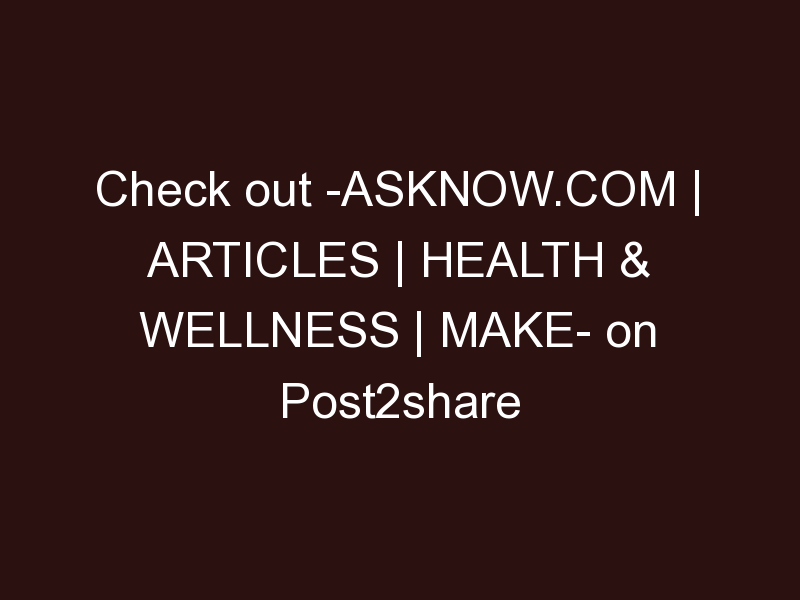 AskNow.com | Articles | Health & Wellness | Make Stretching a Habit for the New Year