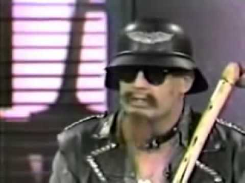 GG Allin's Last Interview   June '93