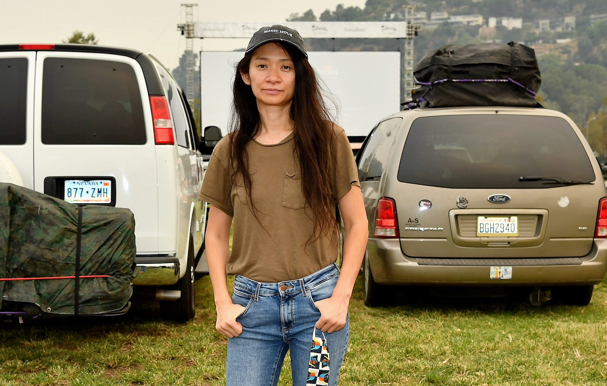 Chloé Zhao becomes the second woman to win BAFTA for Best Director