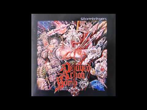 Delayed Action Bomb – Stormbringers [full album] 1995 – Death Metal band from France