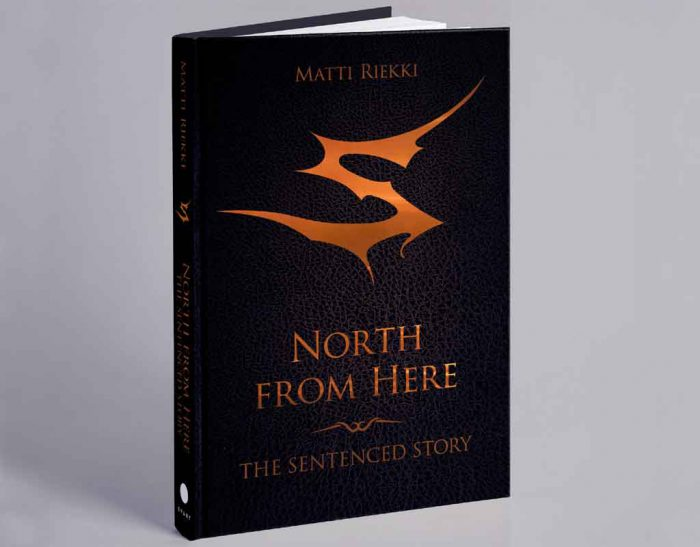 North From Here: The Sentenced Story Book Released