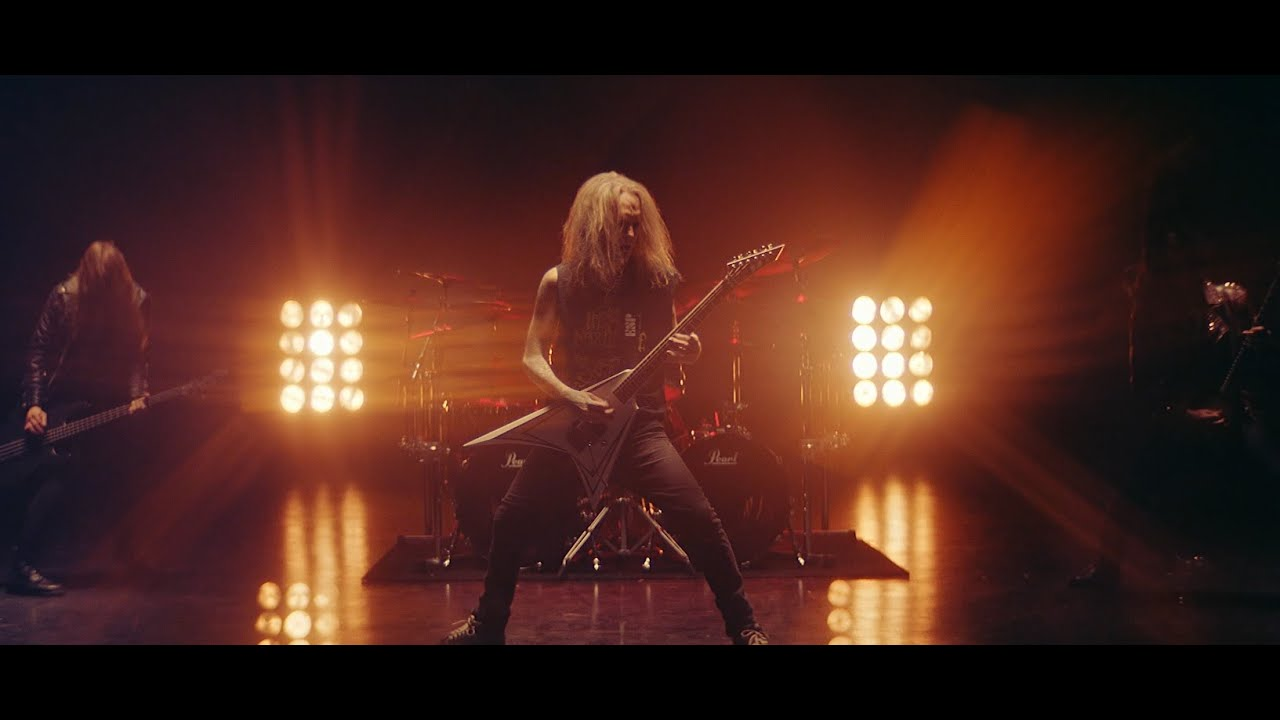 BODOM AFTER MIDNIGHT – Paint The Sky With Blood (Official Video) | Napalm Records