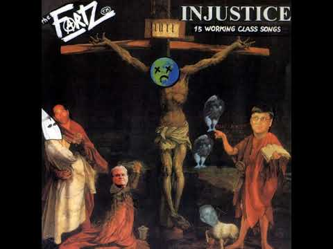 The Fartz Injustice LP
